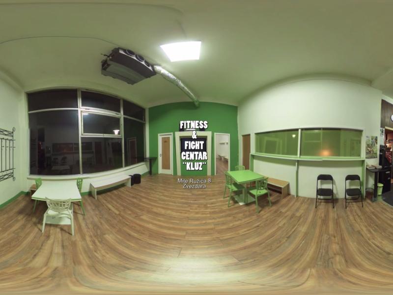 Novi video 360 Fitness & Fight Centra Kluz